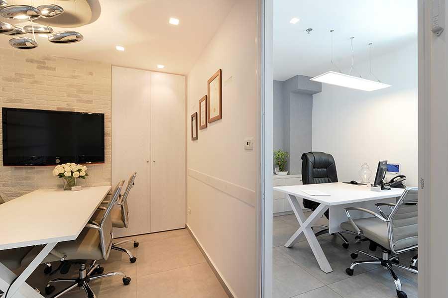 אדריכלות מודרנית במשרד בראשון לציון