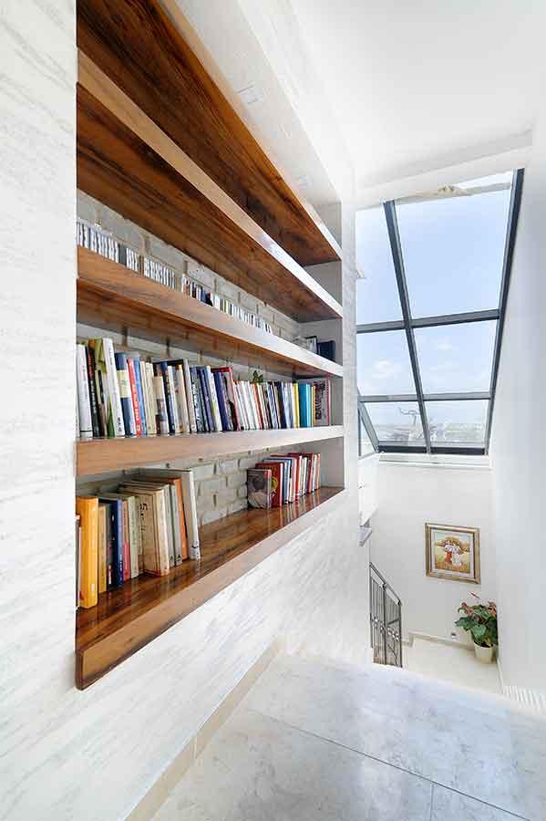 עיצוב בית פרטי בנס ציונה