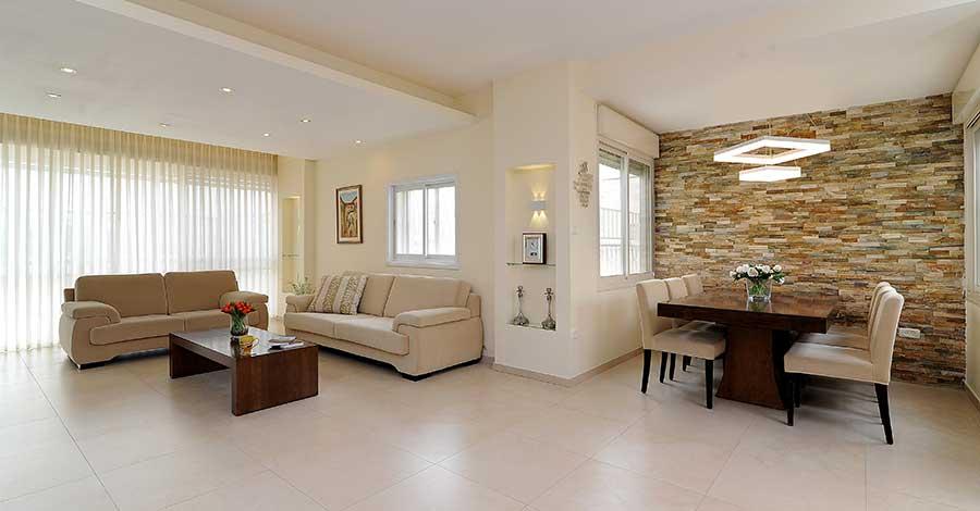 עיצוב דירה פרטית בירושלים