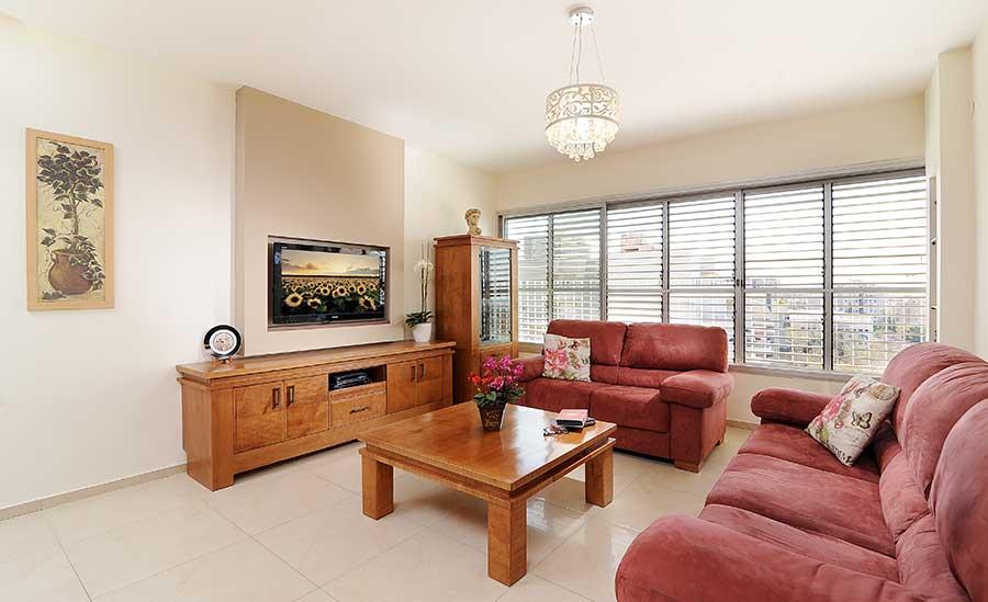 עיצוב דירה פרטית בחולון